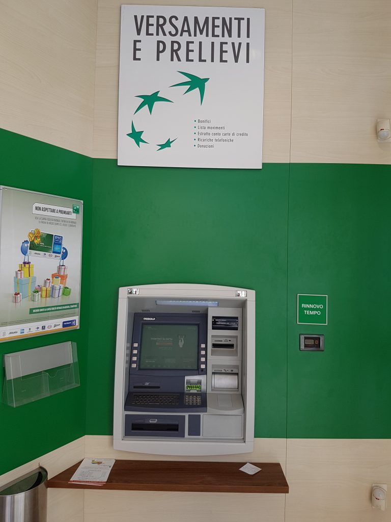 banks in italy